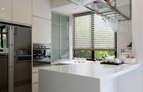 store enrouleur cuisine conceptions de maison. Black Bedroom Furniture Sets. Home Design Ideas
